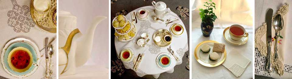 Simply Splendid Victorian Afternoon Teas