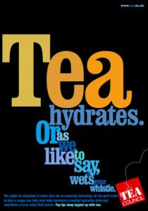 Courtesy UK Tea Council