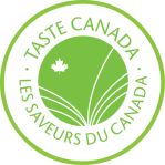 Taste Canada with circle copy
