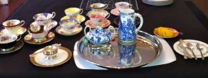 Simply Splendid Victorian Afternoon Teas, Elisa Rouleau