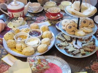 Sunday Afternoon Tea